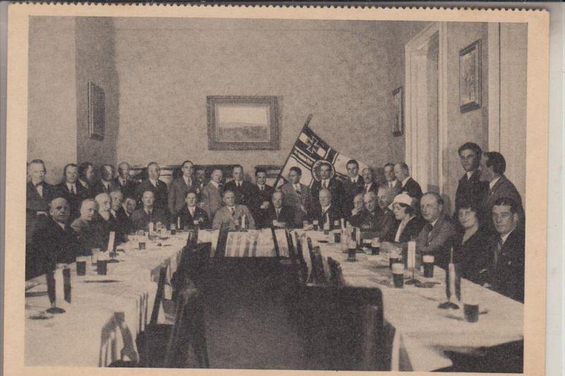 I 20100 MILANO / MAILAND, Stahlhelm, Bundesführer, Reichsminister Franz Seldte in Mailand, 1933