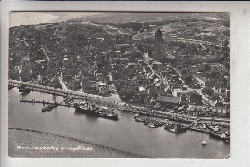 NL - FRIESLAND - WEST-TERSCHELLING, Vogelflucht, 1962