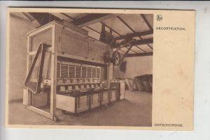 BERUFE - TECHNIK - Dekortication / Ontschorsing / Entrindungs - Maschine