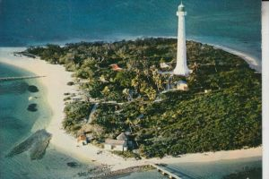 NEUKALEDONIEN, AMEDE, Leuchtturm / Lighthouse / Phare