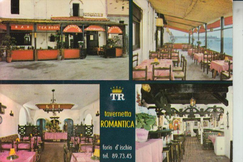 I 80075 FORIO d'Ischia, Tavernetta Romantica