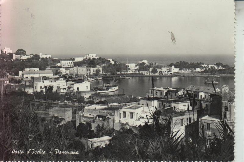 I 80075 PORTO d'Ischia, Panorama 1965