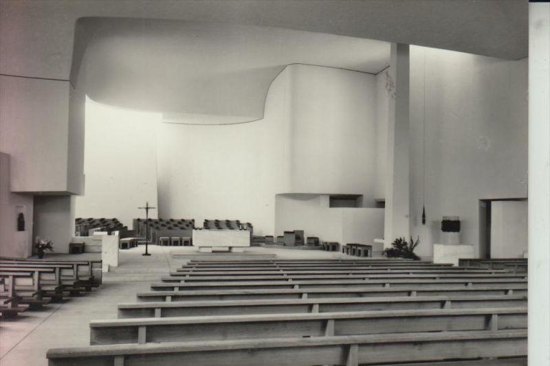 CH 6056 SARNEN, Kollegium Sarnen, Inneres der St. Martinskirche