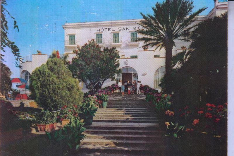 I 80071 CAPRI, Hotel San Michele di Anacapri