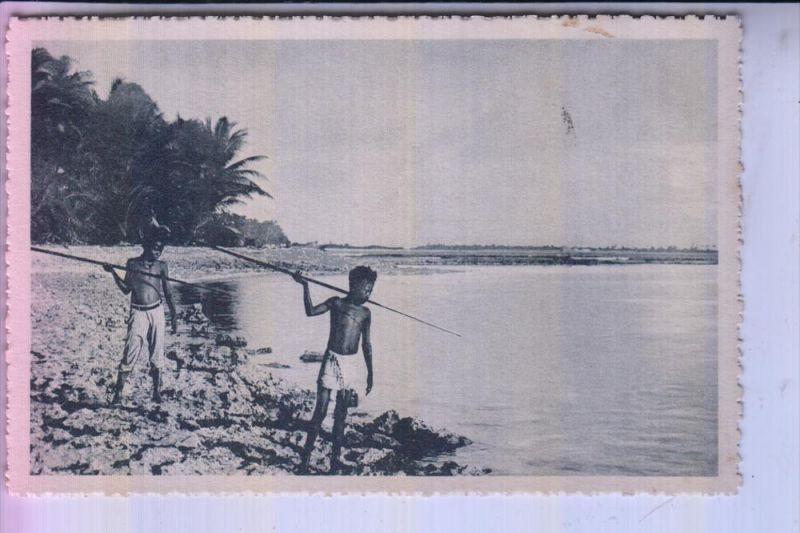 MIKRONESIEN - KAROLINEN / CAROLINES, Fishing