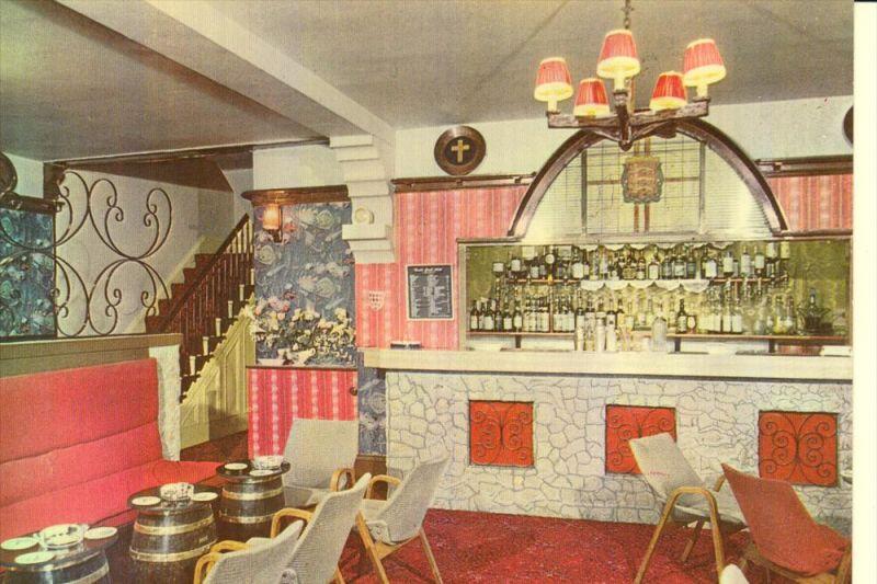 UK - CHANNEL ISLANDS - JERSEY - Castle Irwell Hotel, Mont Felard