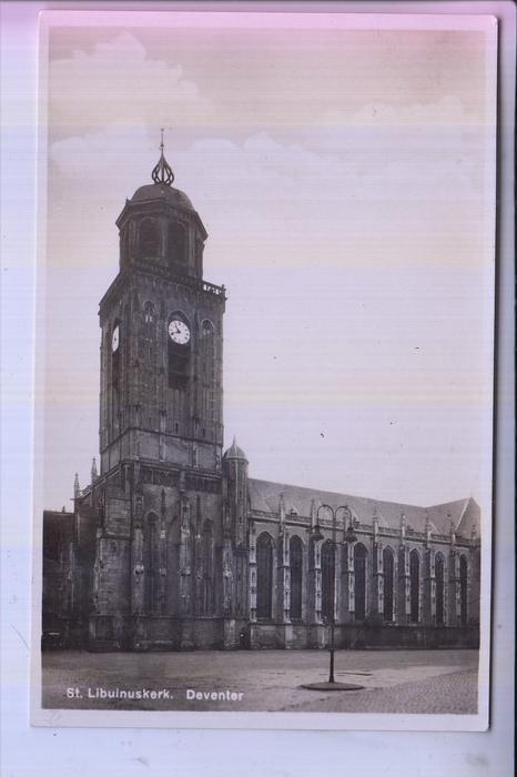 NL - OVERIJSSEL - DEVENTER, St. Libuinuskerk