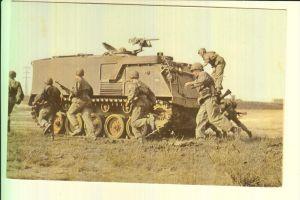 MILITÄR - PANZER - TANKS - CHARS - M 75 - belg. Armee