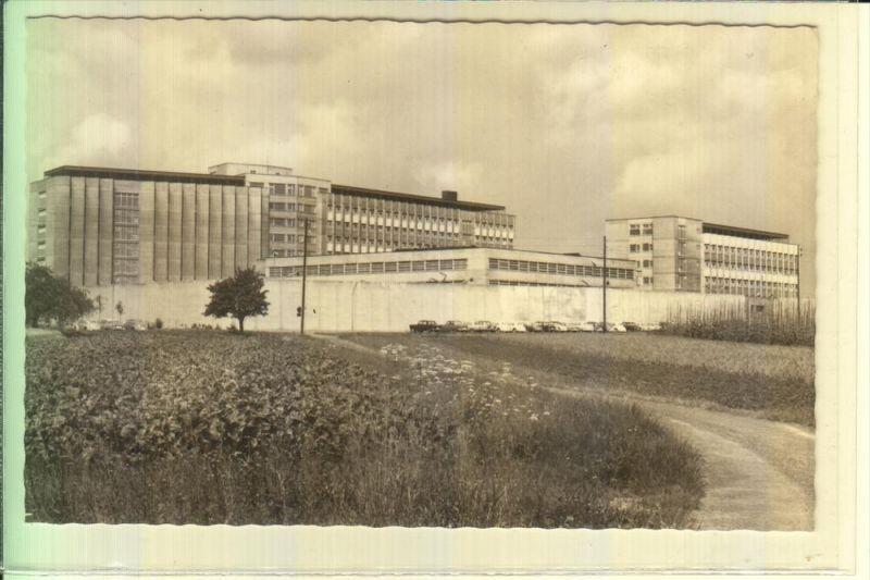 GEFÄNGNIS / Prison - Stuttgart-Stammheim, Haftanstalt u.a. RAF 0