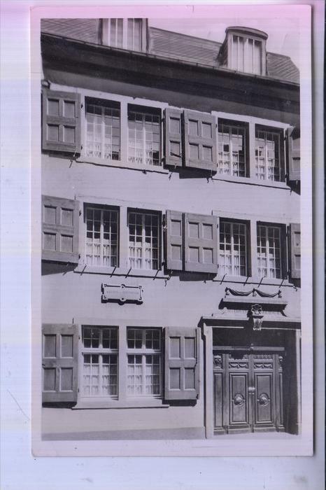 MUSIK - KOMPONISTEN - BEETHOVEN - Geburtshaus in Bonn
