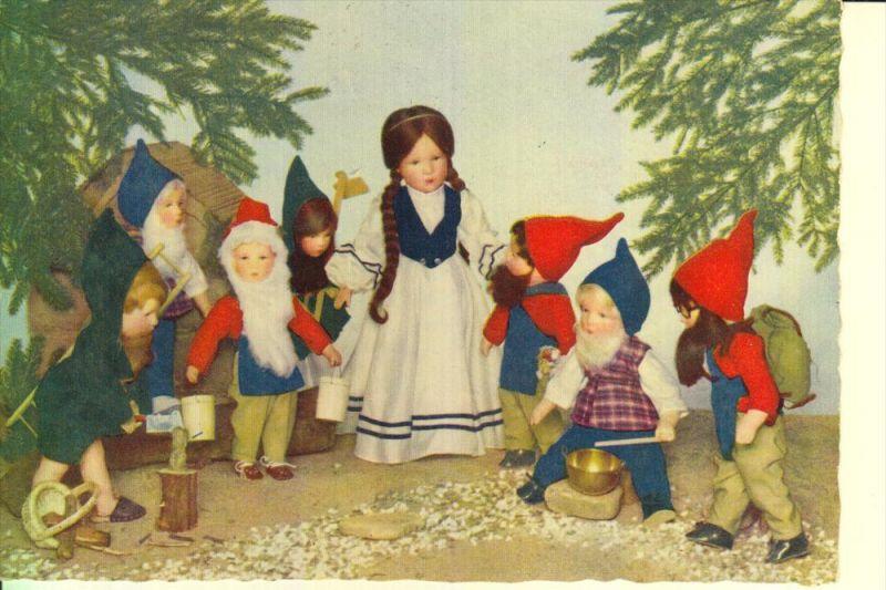 SPIELZEUG / TOYS - Puppen GDR / DDR 1959 0
