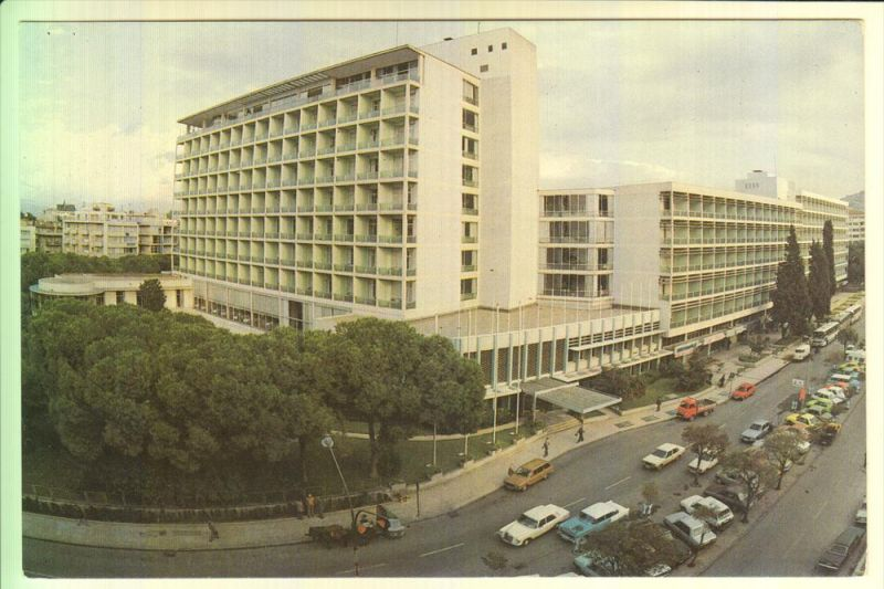 TR - IZMIR - Grand Hotel Efes