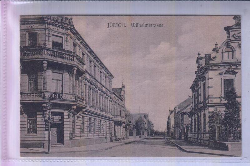 5170 JÜLICH, Wilhelmstrasse, 1919 0