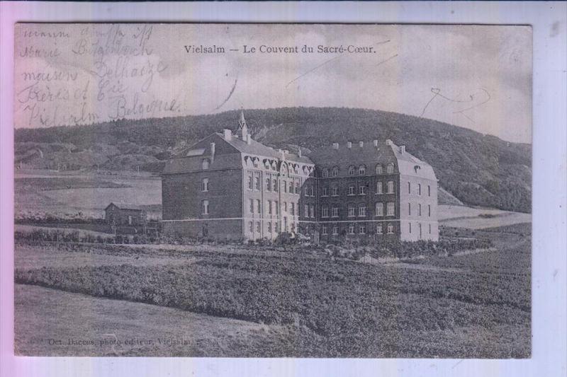 B 6690 VIELSALM, La Convent du Sacre-Ceur, 1913