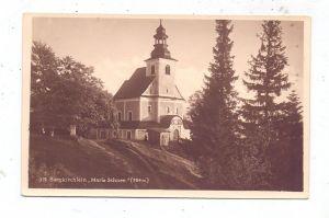 NIEDER - SCHLESIEN - WÖLFELSGRUND / MIEDZYGORZE, Bergkirchlein