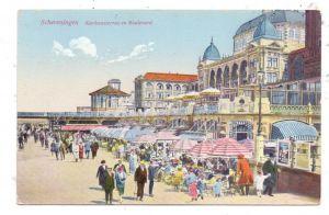 ZUID-HOLLAND - SCHEVENINGEN, Kurhausterras en Boulevard