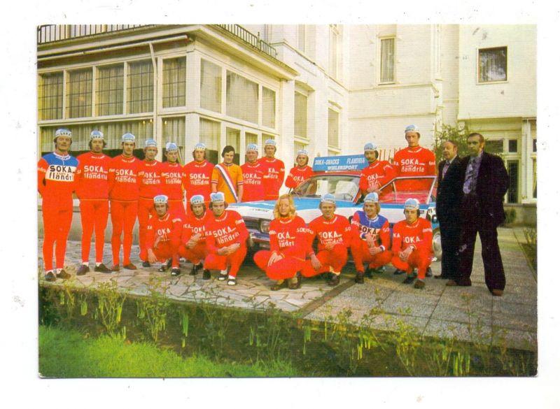 RADSPORT - SOKA snacks - FLANDRIA Cycling Team