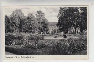 POMMERN - NEUSTETTIN / SZCZECINEK, Rosengarten 1940,Militärpost 2.Weltkrieg