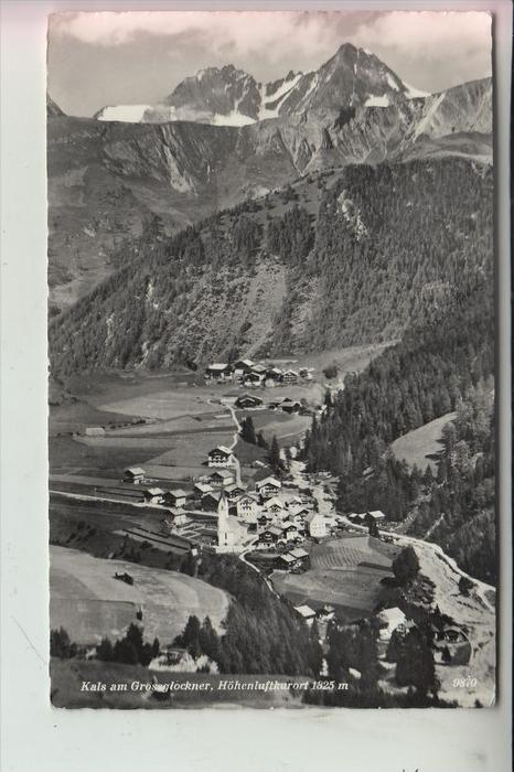 A 9981 KALS am Grossglockner, Ortsansicht 1959