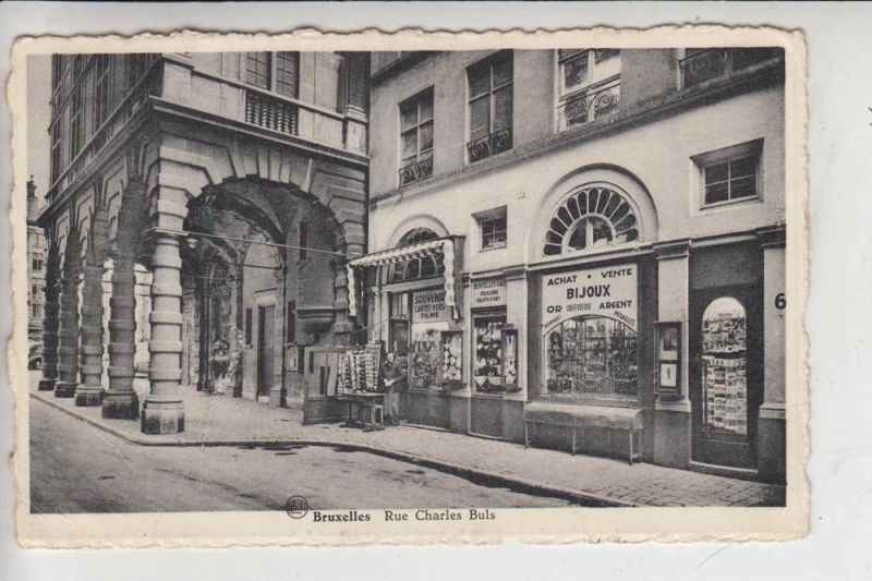 MODE - SCHMUCK - Schmuckladen Brüssel - Bijoux