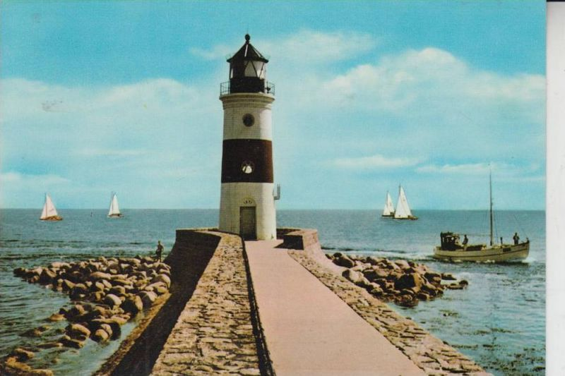 LEUCHTTÜRME - lighthouse - vuurtoren - Le Phare - Fyr, SCHLEIMÜNDE