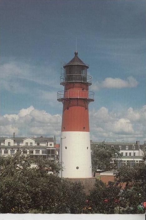 LEUCHTTÜRME - lighthouse - vuurtoren - Le Phare - Fyr, BÜSUM