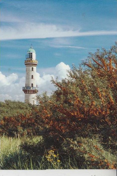 LEUCHTTÜRME - lighthouse - vuurtoren - Le Phare - Fyr, WARNEMÜNDE