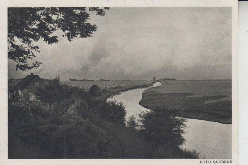 2970 EMDEN, Landschaft bei Emden, Photo-Saebens 0