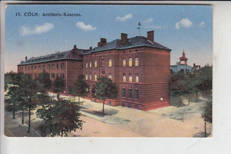 5000 KÖLN, MILITÄR, Artillerie Kaserne1916 0
