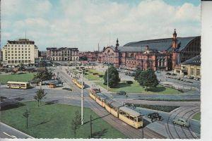 BAHNHOF - STATION - LA GARE - BREMEN / Strassenbahn - Tram