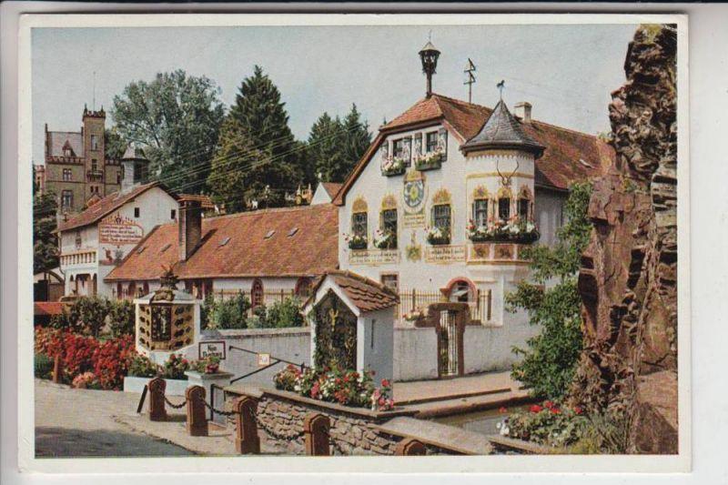 6233 KELKHEIM - FISCHBACH, Rettershof 1962 0