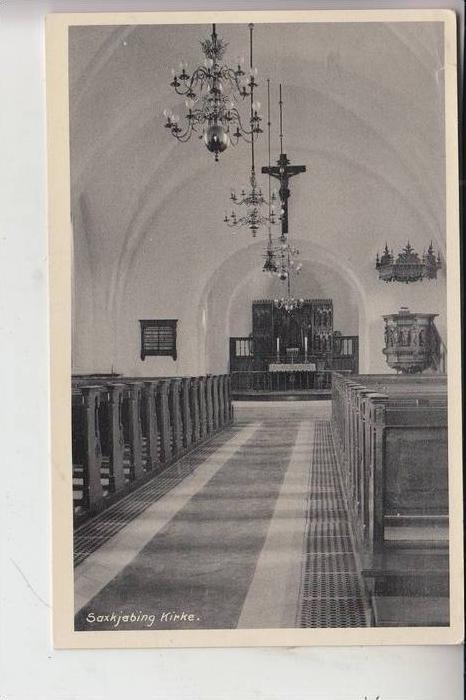 DK 4990 SAKSKOBING, Kirke 0