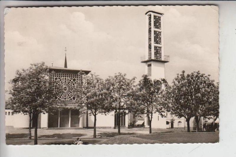 5657 HAAN, Neue kath. Kirche, 1964 0