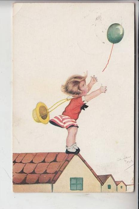 KÜNSTLER - ARTIST - CHICKY SPARK, 1925 0