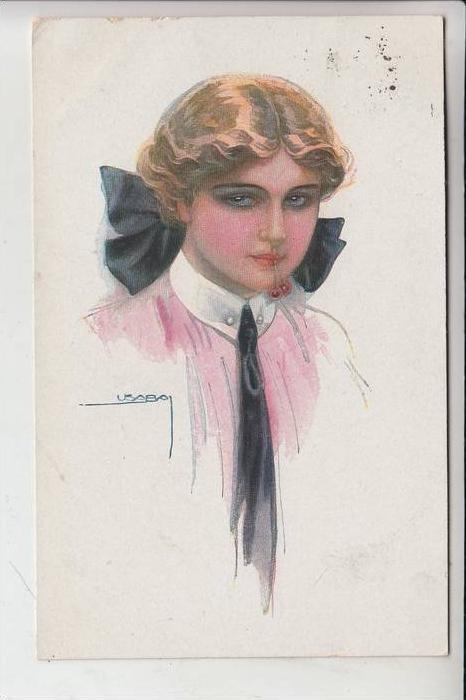 KÜNSTLER - ARTIST - USABAL, Erkal # 353/5, 1918 0