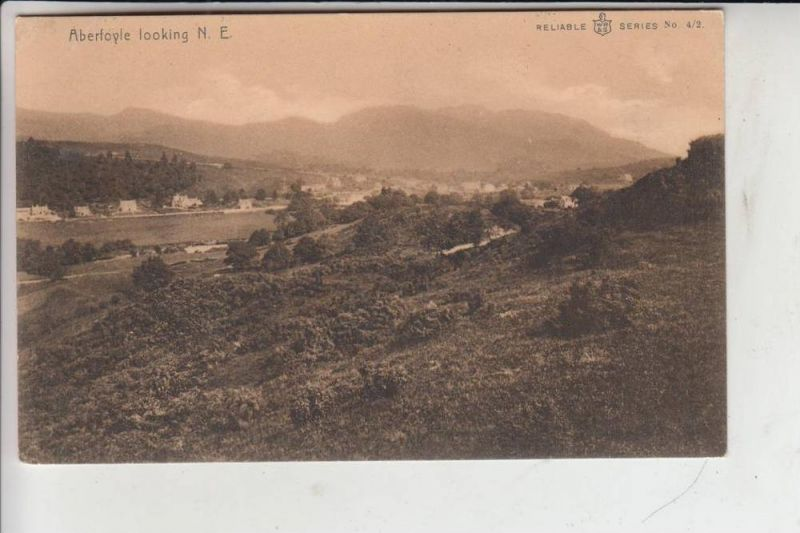 UK - SCOTLAND - STIRLINGSHIRE - ABERFOYLE 1907