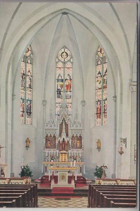 5441 LANGENFELD, Pfarr- und Wallfahrtskirche 0