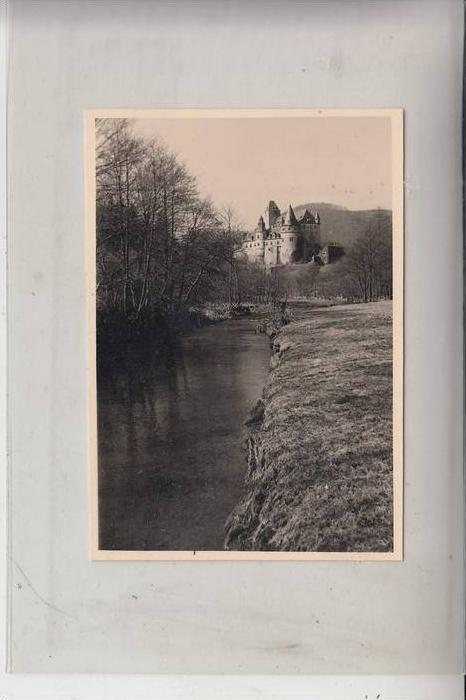 5440 MAYEN, Schloss Bürresheim, Photo ca 7 x 10 cm 1953 0