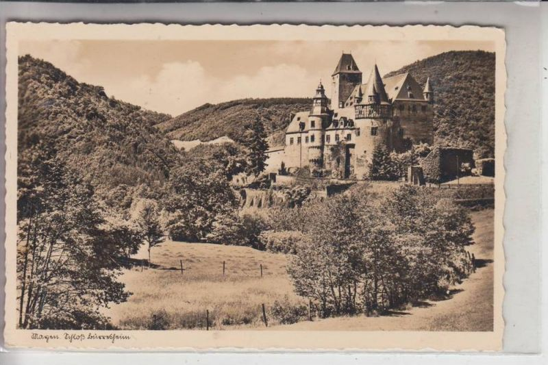 5440 MAYEN, Schloss Bürresheim, 1936 0