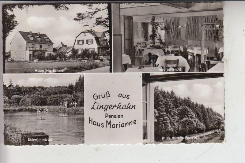 5401 EMMELSHAUSEN - LINGENHAHN, Pension Haus Marianne 196.. 0