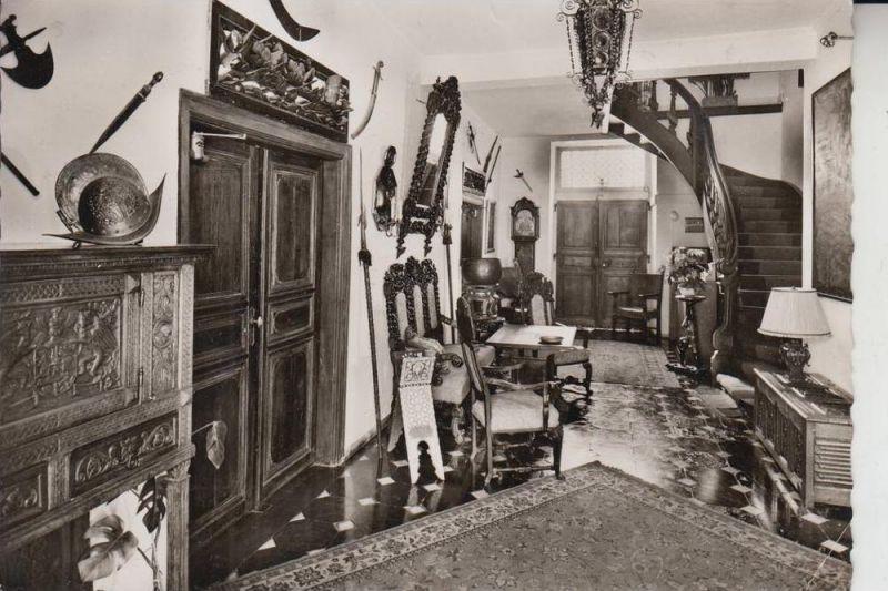 5204 LOHMAR - WAHLSCHEID, Gastsstätte Schloss Auel 1961, kl. Knick 0