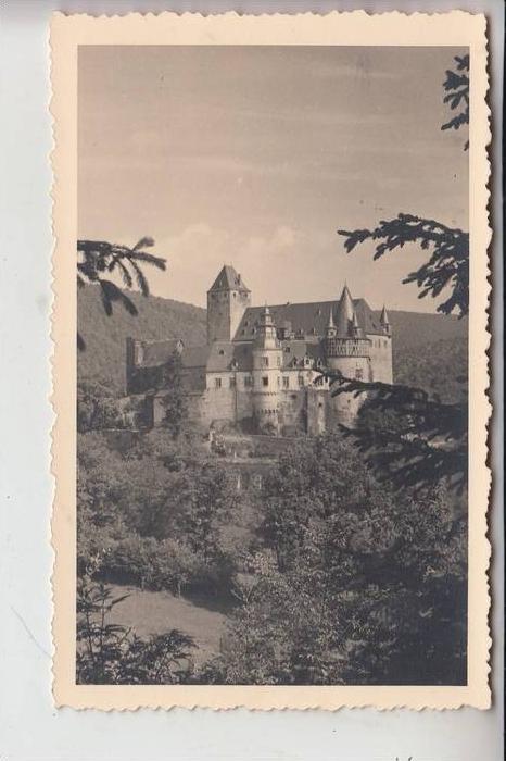 5440 MAYEN, Schloss Bürresheim, Photo-AK