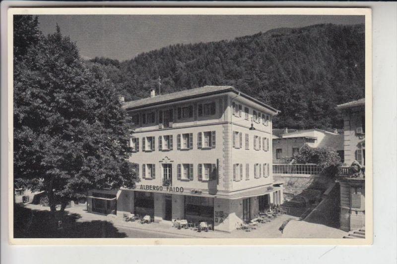 CH 6760 FAIDO, Hotel-Restaurant Faido 0