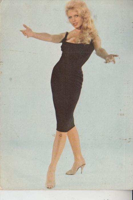 FILM - STAR - BRIGITTE BARDOT, 1961 0