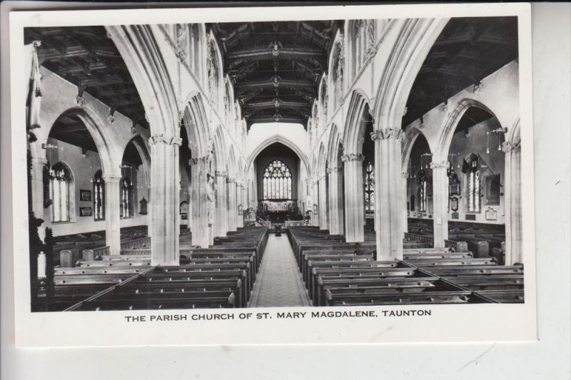 UK - ENGLAND - SOMERSET - TAUNTON - Parish Church, St.Mary Magdalene 0
