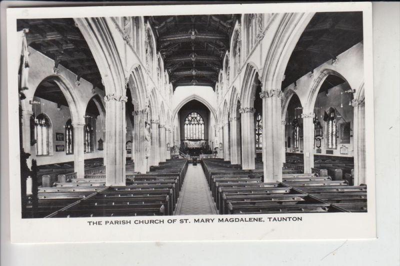 UK - ENGLAND - SOMERSET - TAUNTON - Parish Church, St.Mary Magdalene