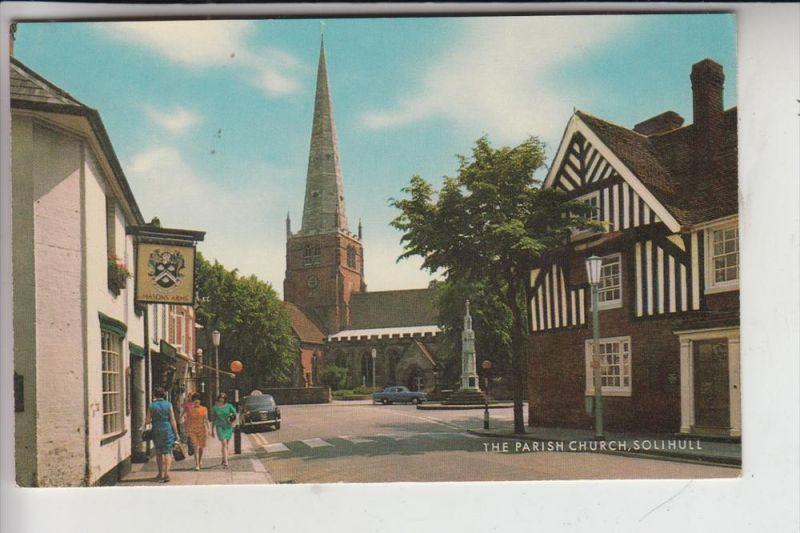 UK - ENGLAND - WEST MIDLANDS - SOLIHULL - Parish Church