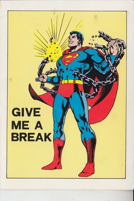 COMIC - SUPERMAN