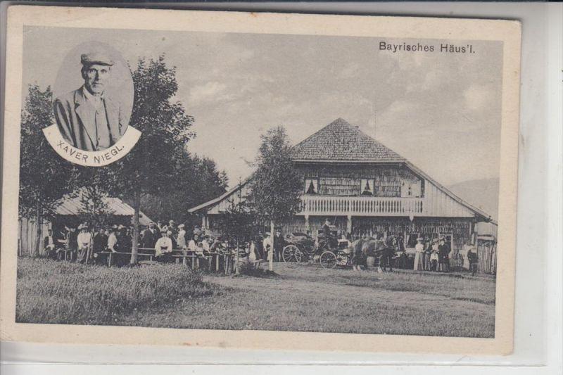 CH 9220 BISCHOFSZELL, Bayrische Haus, Xaver Niegl, 1919