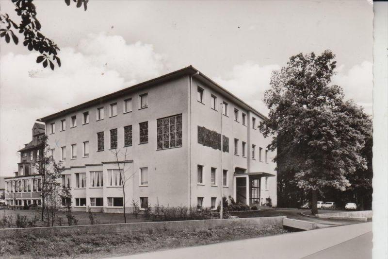 4792 BAD LIPPSPRINGE, Sanatorium St.Josefshaus 1967